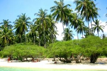 Strand Reiseziel Thailand (c) Anja Knorr
