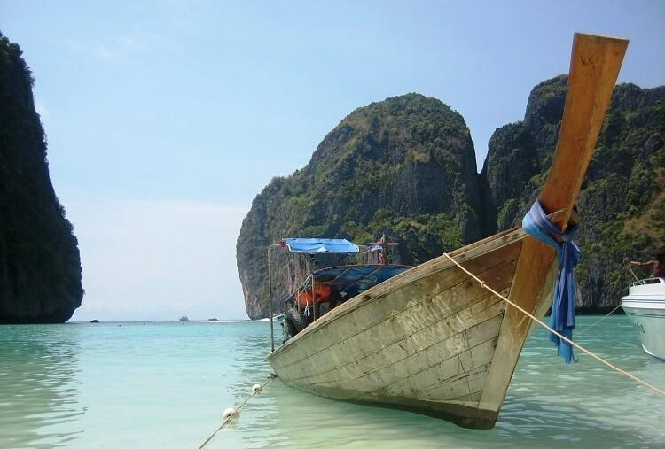Südostasien Backpacking