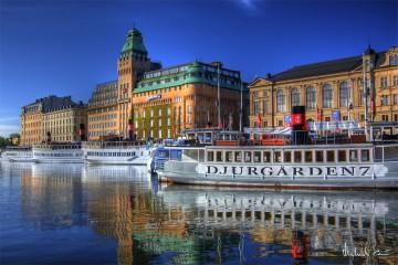 Stockholm flickr (c) Michael Cavén cc Lizenz
