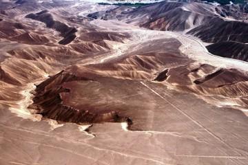 Nasca Linien Peru (c) Anja Knorr