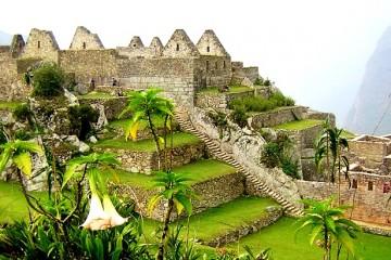 Machu Picchu Peru Tempel (c) Anja Knorr