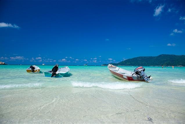 Pulau Perhentian flickr (c) resakse cc Lizenz