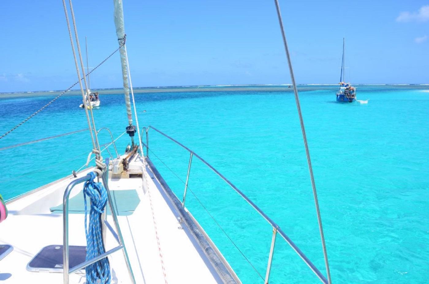 Karibik Meer (c) Anja Knorr