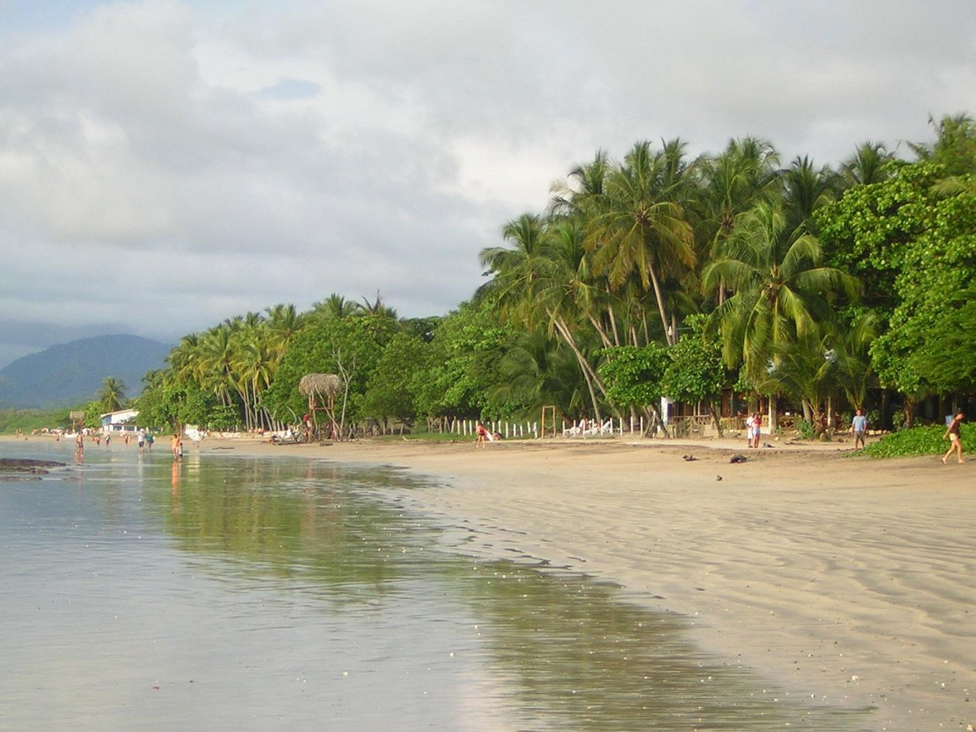 Playa Tamarindo Costa Rica (c) Anja Knorr