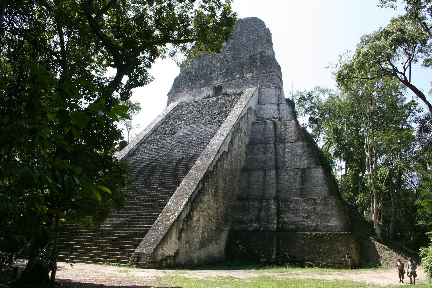Tikal Guatemala (c) Anja Knorr