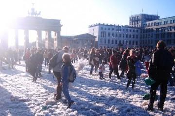 Berlin Brandenburger Tor (c) Anja Knorr