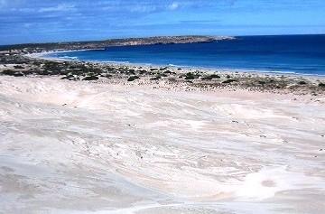Catus Point Australien Strand (c) Anja Knorr