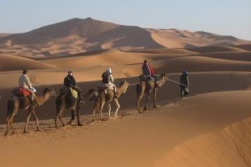 Marokko Wüstentour