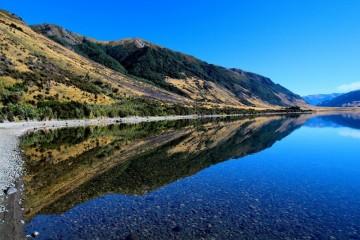 Neuseeland See (c) Kristin Pietack