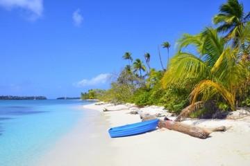 Strand San Blas Panama (c) Anja Knorr