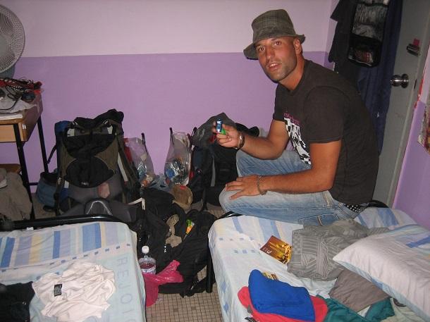 Backpacker Hostel (c) Anja Knorr