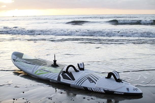 Windsurfen Teneriffa (c) Anja Knorr