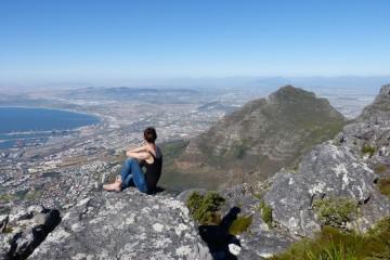 Südafrika Kapstadt Tafelberg (c) Anja Knorr