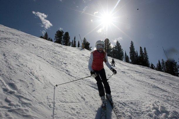 Skifahren (c) Anja Knorr