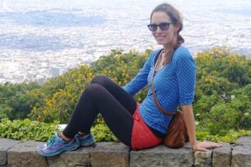 Bogota Frau (c) Anja Knorr