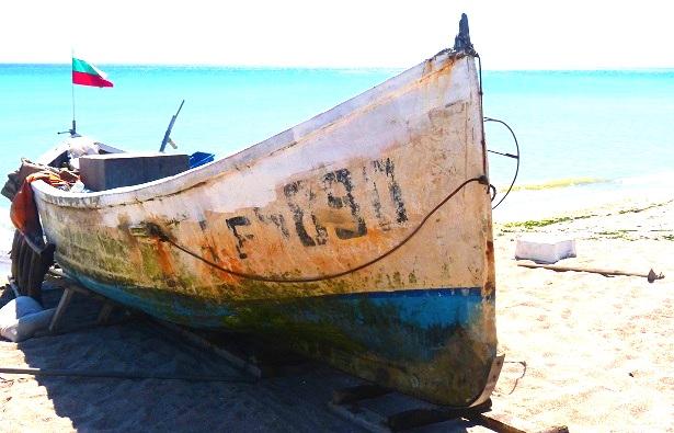 Bulgarien Fischerboot (c) Anja Knorr