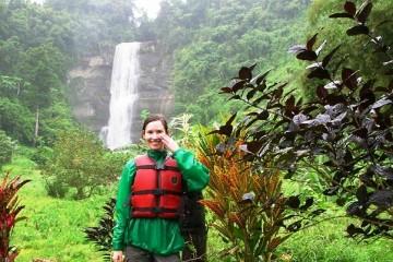 Wasserfall Namosi Valley Fidschi (c) Anja Knorr