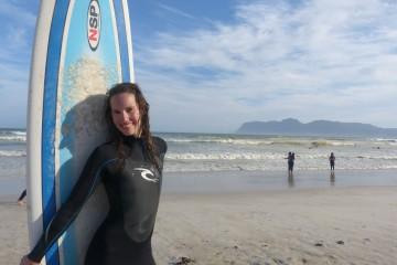 Südafrika Surfing Muizenberg (c) Anja Knorr