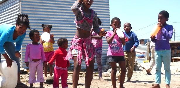 Kinder Khayelitsha Südafrika (c) Anja Knorr