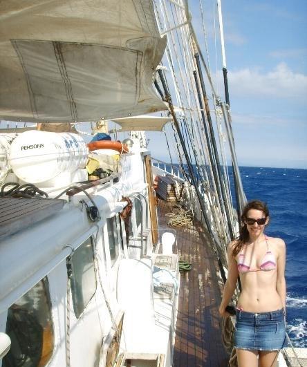 Frau Spirit of Pacific Fidschi (c) Anja Knorr