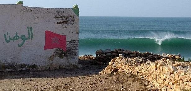 Marokko Strand (c) Julian Siewert