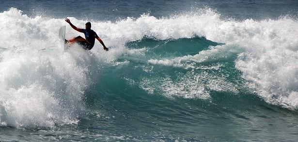 Teneriffa Surfer  (c) Julian Siewert