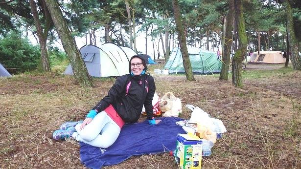 Zelten Ostsee (c) happybackapcker.de
