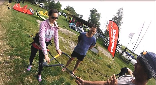 Kiten lernen Born (c) Anja Knorr (1)