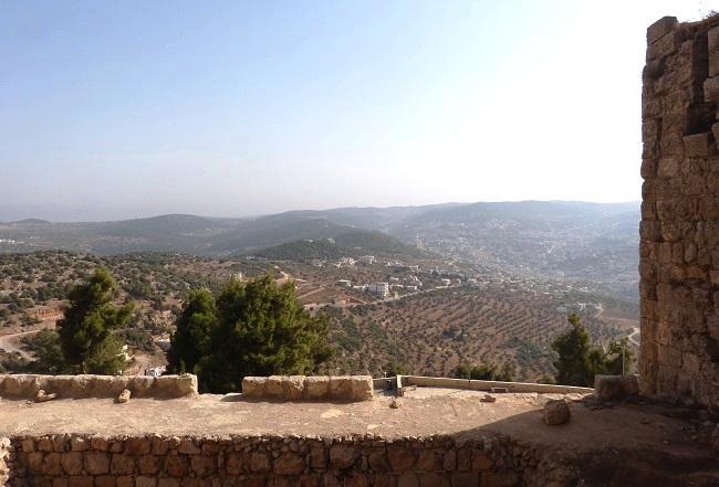 Ajloun Casle Jordanien (c) Anja Knorr (2)