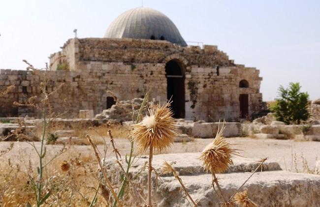Amman Ummayadenpalast Jordanien (c) Anja Knorr