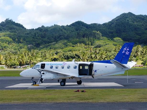 Air Rarotonga Cookinseln (c) Anja Knorr