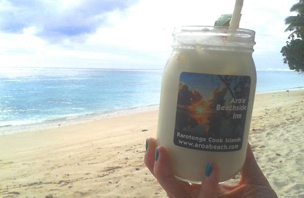 Aora Beachside Cookinseln (c) Anja Knorr