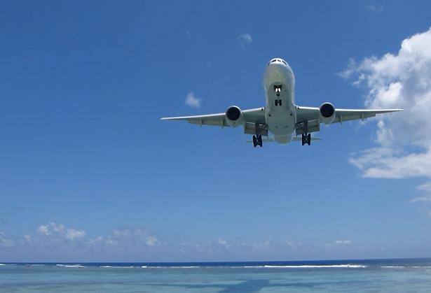 Avarua Airport Cookinseln (c) Anja Knorr