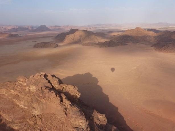 Heißluftballon Wüste Jordanien (c) Anja Knorr (6)
