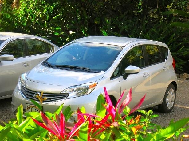Hawaii Mietwagen (c) Peter Liers