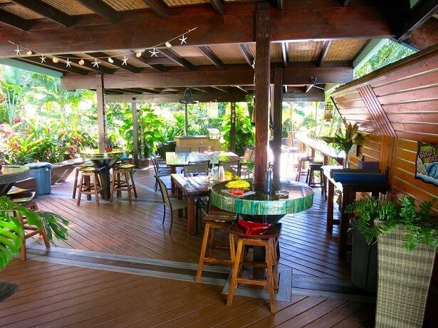 Hawaii Oahu Kalani Private Lodge (c) Peter Liers