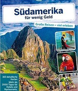 Lonely Planet Südamerika