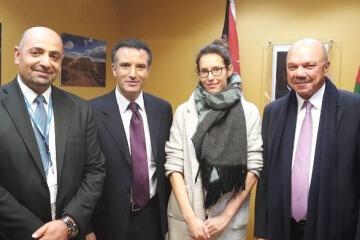 Jordanien Tourismusminister