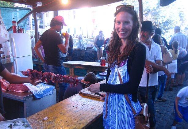 Madeira Fleischspieß Espetada