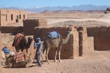 Marokko Backpacking