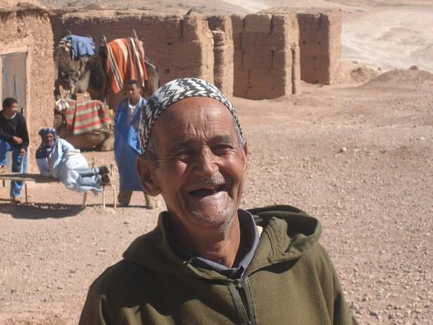 Marokko Mann