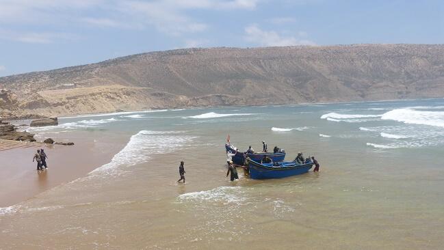 Imsouane Bay
