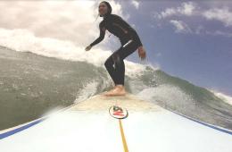 Imsouane Surfen
