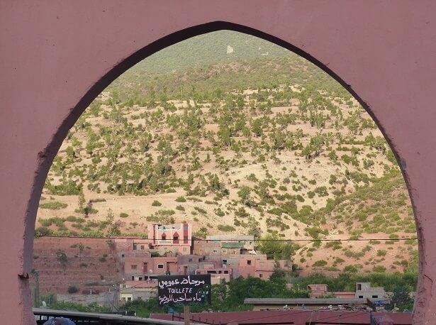Ourika Tal Marokko