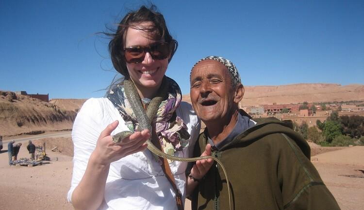 Marokko (c) Happybackpacker