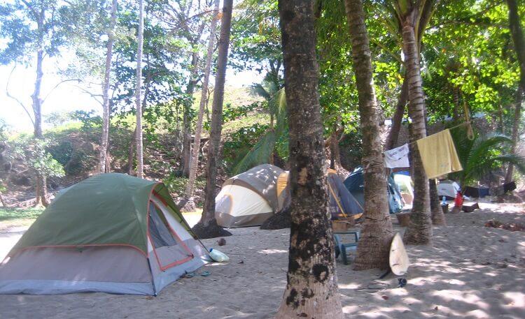 Panama Camping