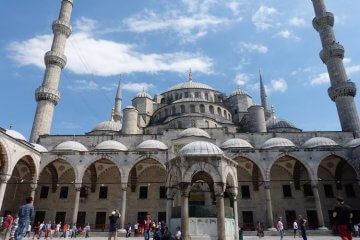 Städtetrip Istanbul