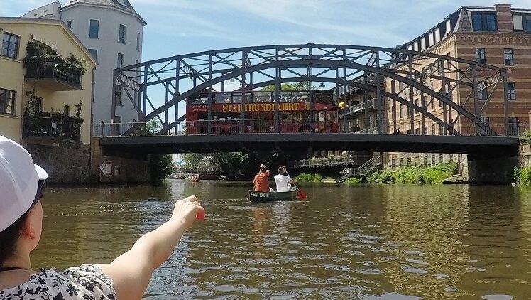 Leipzig Fluss wusstest du dass leipzig perfekt für outdoor spaß ist