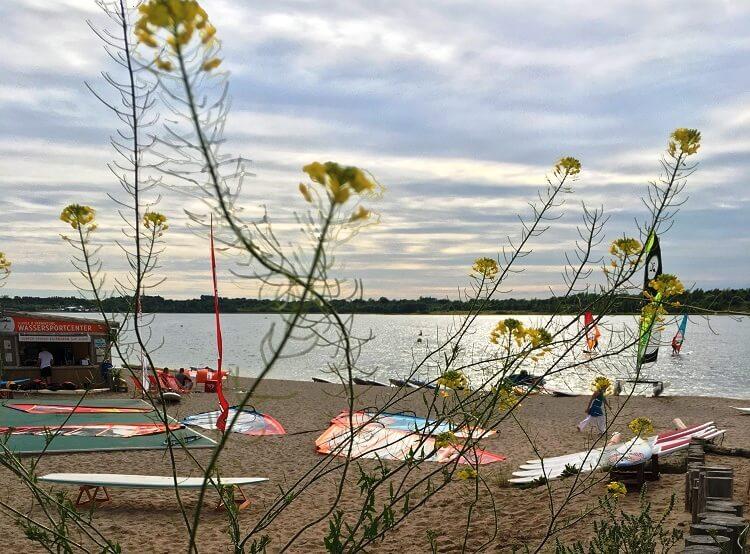 Leipzig Schladitzer See