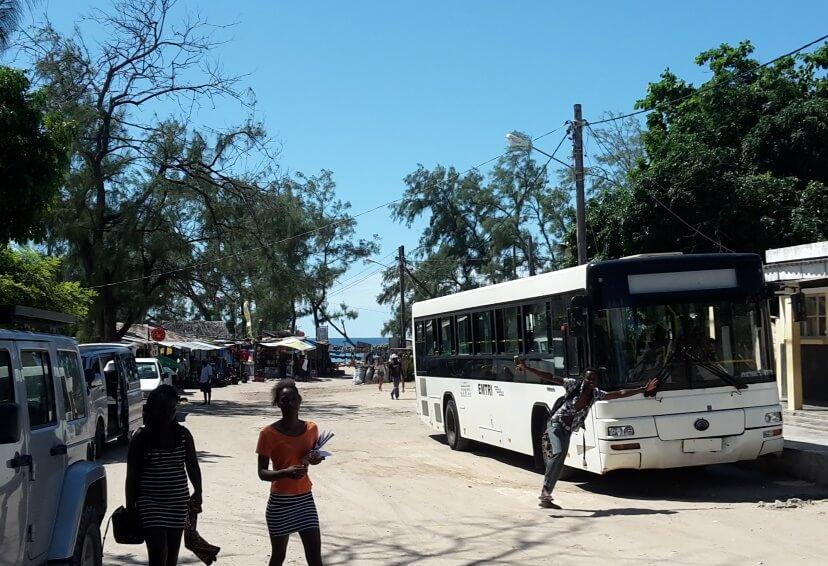 Tofo Mosambik